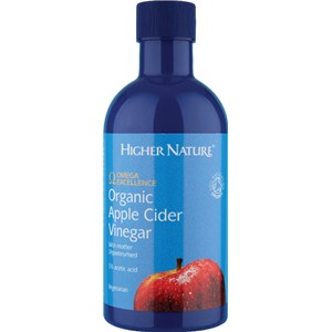 Higher Nature Organic Apple Cider Vinegar