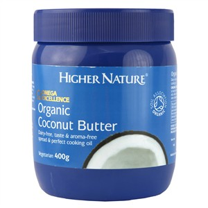 Higher Nature Organic Coconut Butter