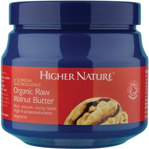 Higher Nature Organic Raw Walnut Butter