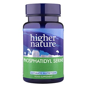 Higher Nature Phosphatidyl Serine