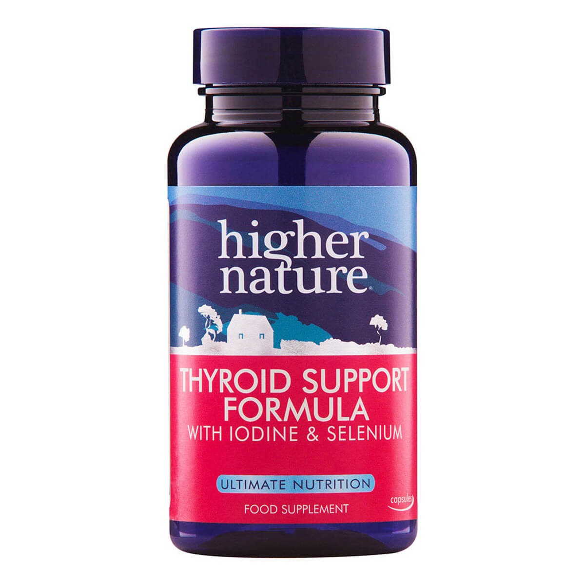 Higher Nature Thyroid Support Formula