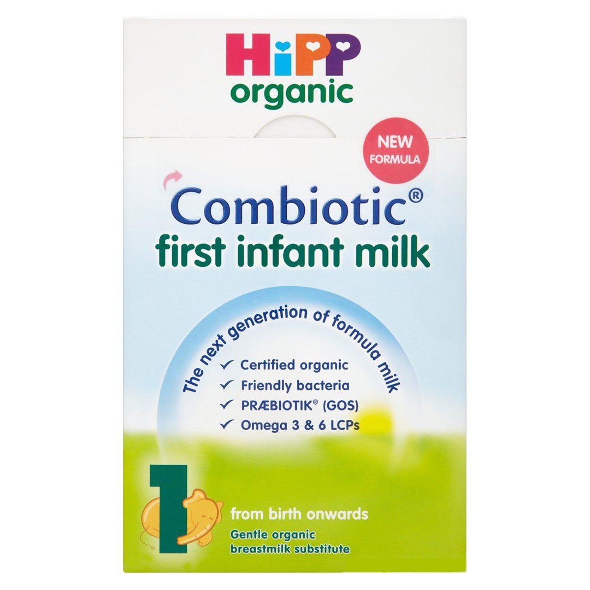 Hipp Organic Combiotic First Infant Milk 1 (from birth onwards)