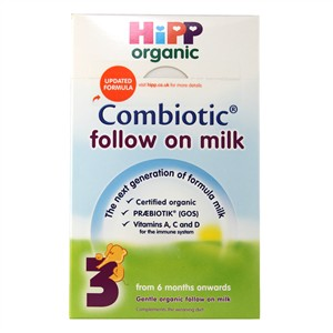 Hipp Organic Combiotic Follow On Milk 3 (from 6 months onwards)