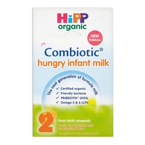 Hipp Organic Combiotic Hungry Infant Milk 2 (from birth onwards)
