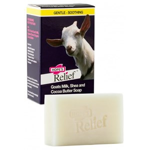 Hope's Relief Goats Milk, Shea and Cocoa Butter Soap