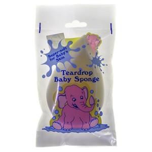Hygan Teardrop Baby Sponge