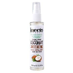 Inecto Naturals Divine Shine Coconut Hair Oil