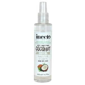 Inecto Naturals Very Smoothing Coconut Body Oil