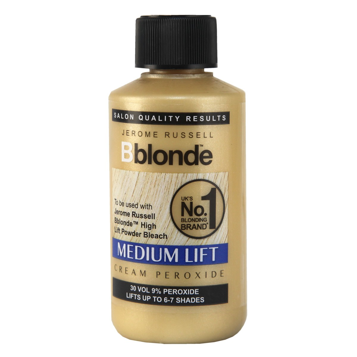 Jerome Russell Bblonde Medium Lift Cream Peroxide 30 Vol 9%