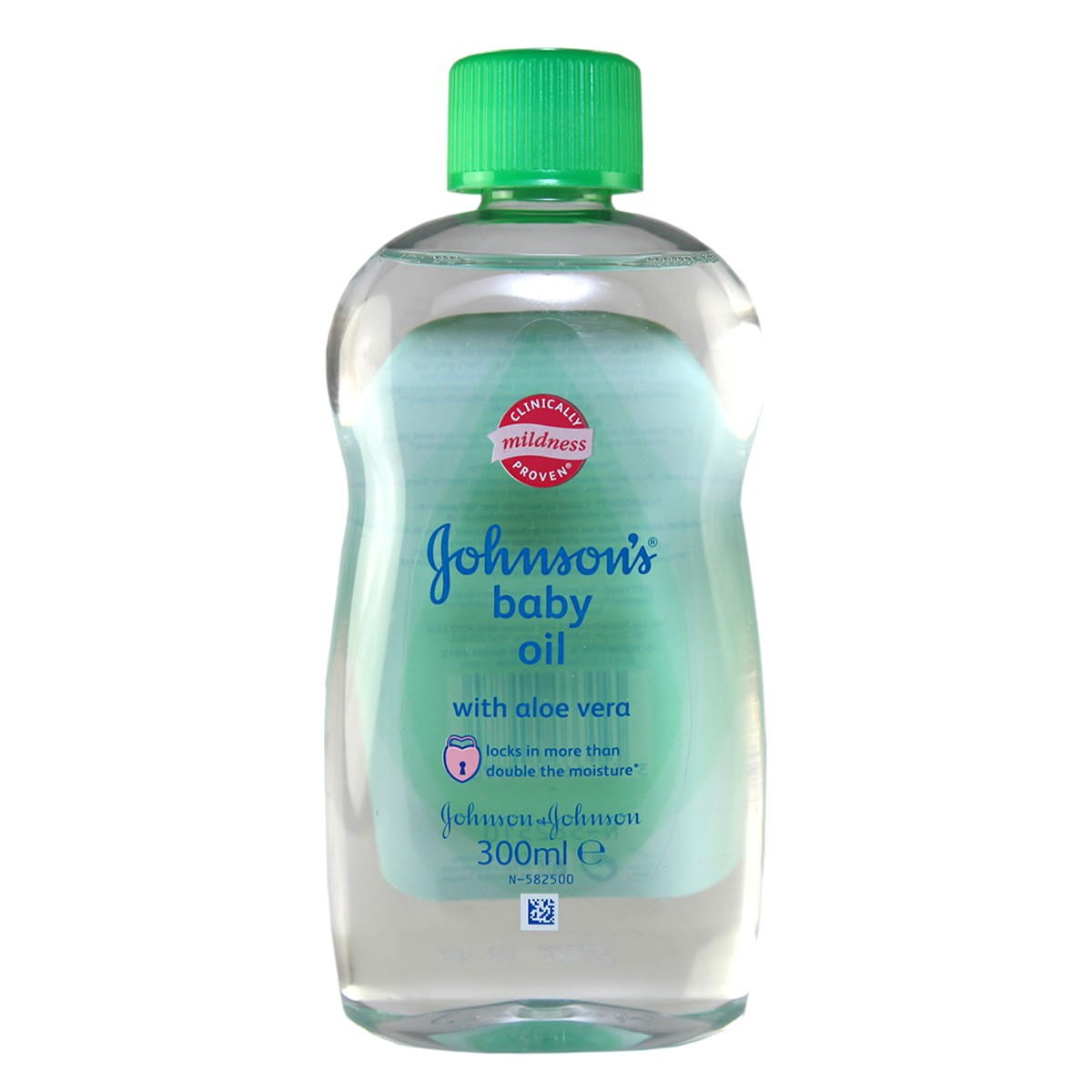 Johnson's Baby Oil With Aloe Vera