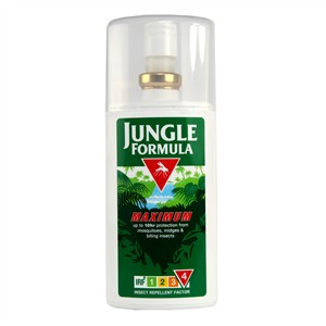 Jungle Formula  Maximum Insect Repellent Pump Spray- Factor 4