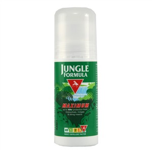 Jungle Formula Maximum Insect Repellent Roll-On - Factor 4