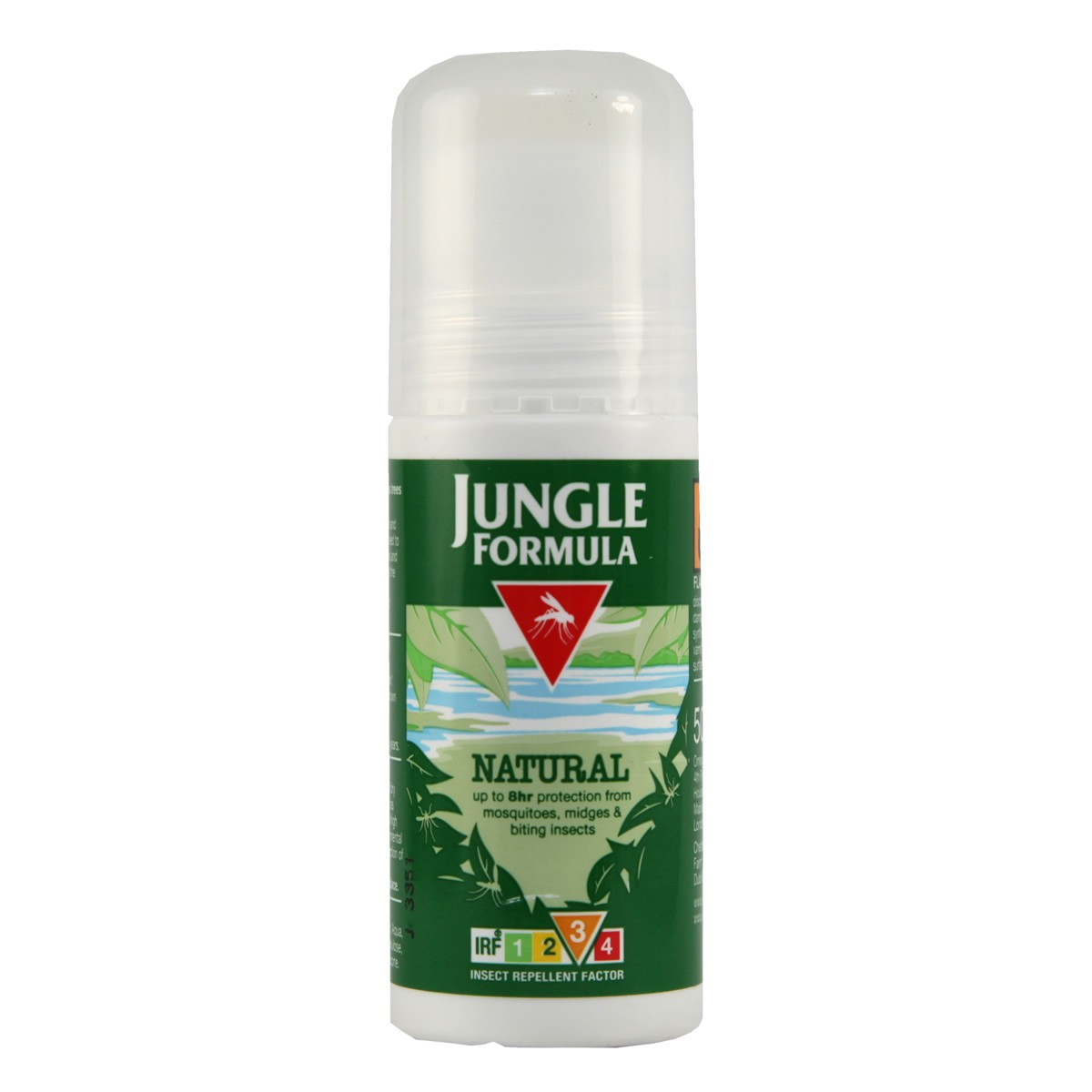 Jungle Formula Natural Insect Repellent Roll-On - Factor 3