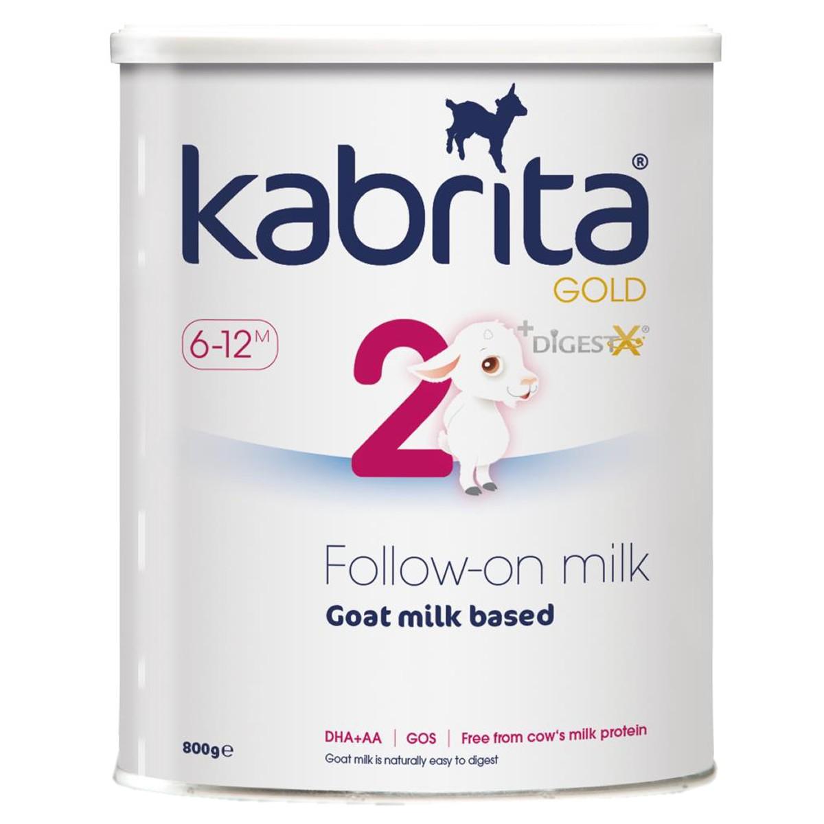 Kabrita Goats Infant Milk Stage 2