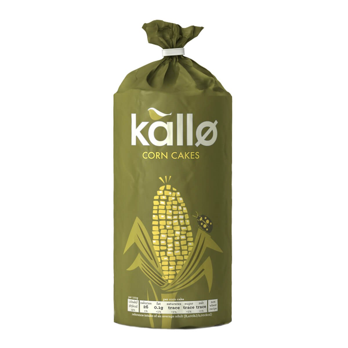Kallo Organic Corn Cakes