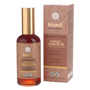 Khadi 10 Herbs Cellulite Oil