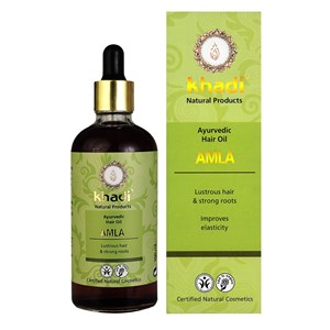 Khadi Ayurvedic Amla Hair Oil