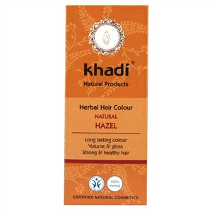 Khadi Herbal Hair Colour - Natural Hazel