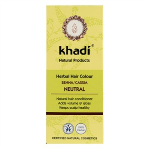 Khadi Herbal Hair Colour - Senna / Cassia Neutral