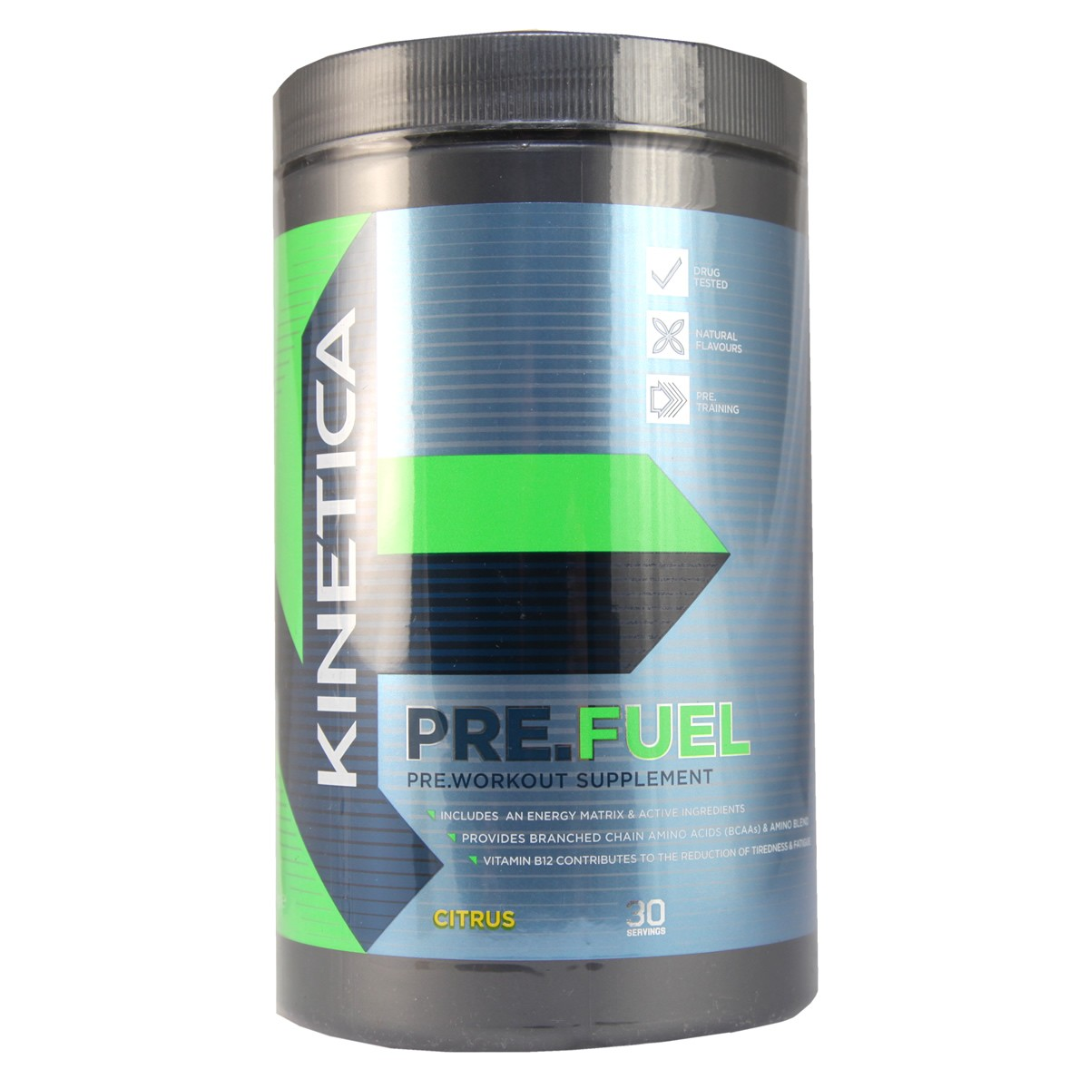Kinetica Pre Fuel Pre-Workout Supplement