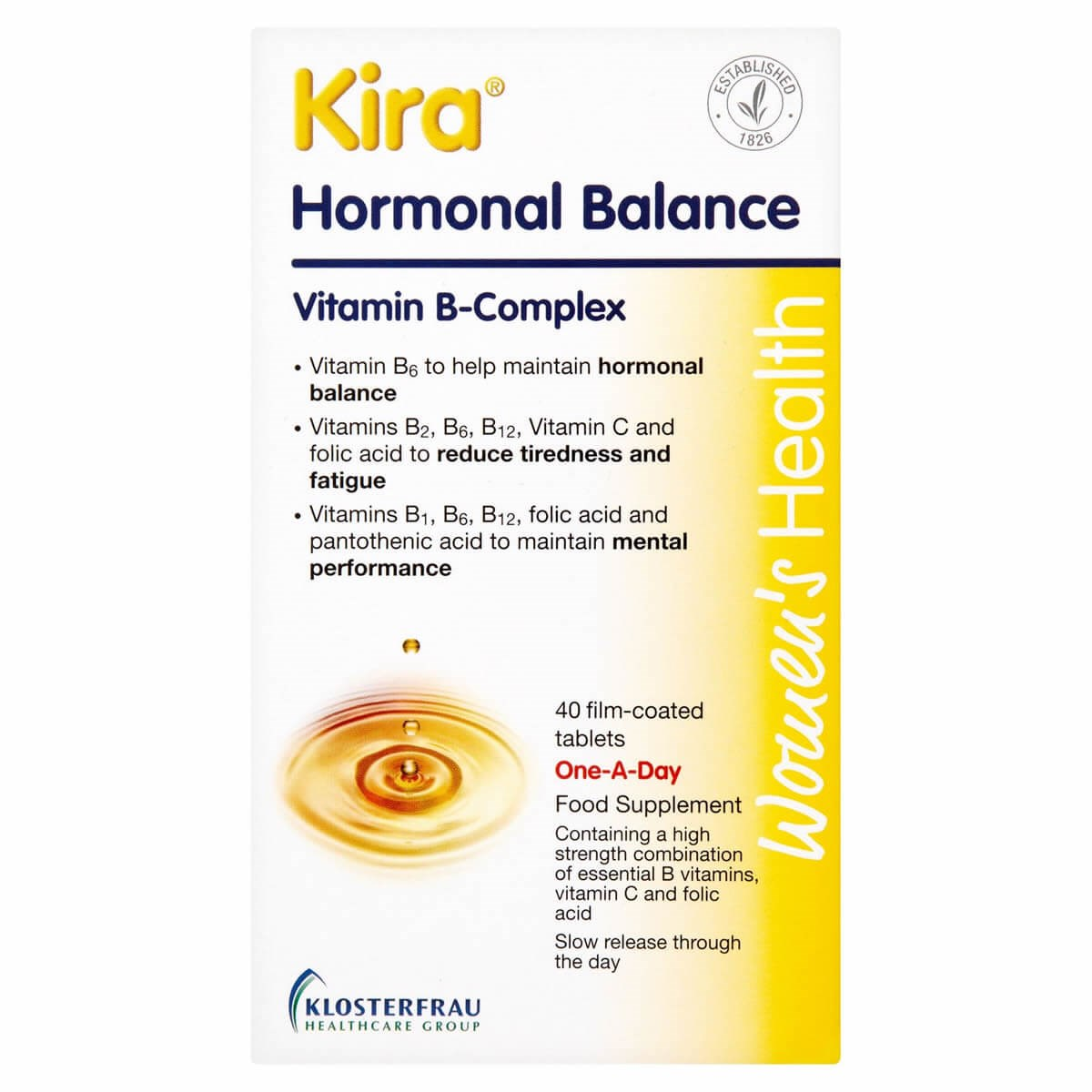 Kira Hormonal Balance Vitamin B-Complex