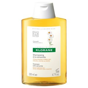 Klorane Camomile Shampoo For Blonde Hair