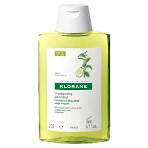 Klorane Citrus Pulp Shampoo