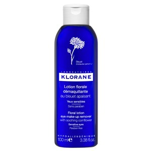 Klorane Floral Lotion Eye Makeup Remover - Sensitive Eyes