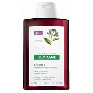 Klorane Fortifying Treatment Shampoo With Quinine