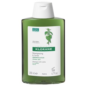 Klorane Seboregulating Treatment Shampoo with Nettle