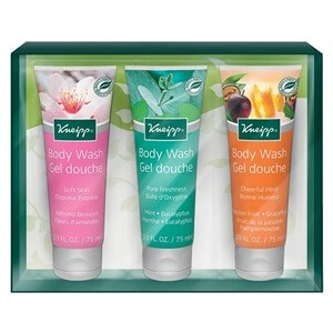 Kneipp 3 Piece Body Wash Collection