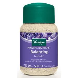 Kneipp Balancing Lavender Mineral Bath Salt