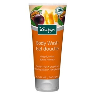 Kneipp Cheerful Mind Passionfruit & Grapefruit Body Wash