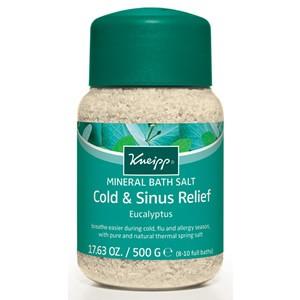 Kneipp Cold & Sinus Relief Eucalyptus Mineral Bath Salt