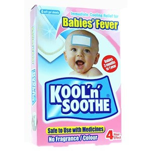 Kool N Soothe for Babies Fever