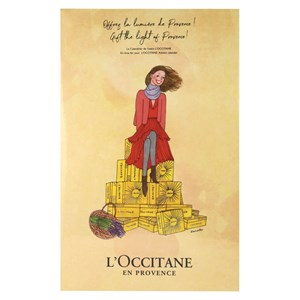 L'Occitane Advent Calendar 2017 Gift Set