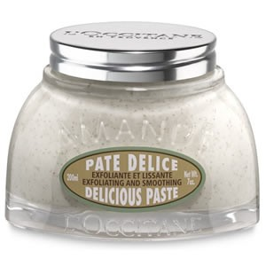 L'Occitane Amande Exfoliating and Smoothing Delicious Paste