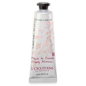 L'Occitane Cherry Blossom Hand Cream - Travel Size