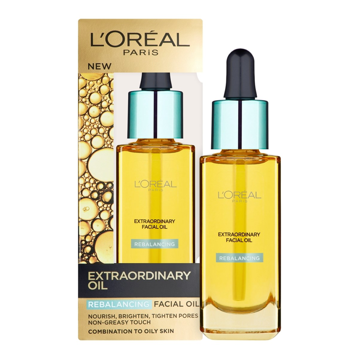 L'Oréal Paris Extraordinary Oil Rebalancing Facial Oil