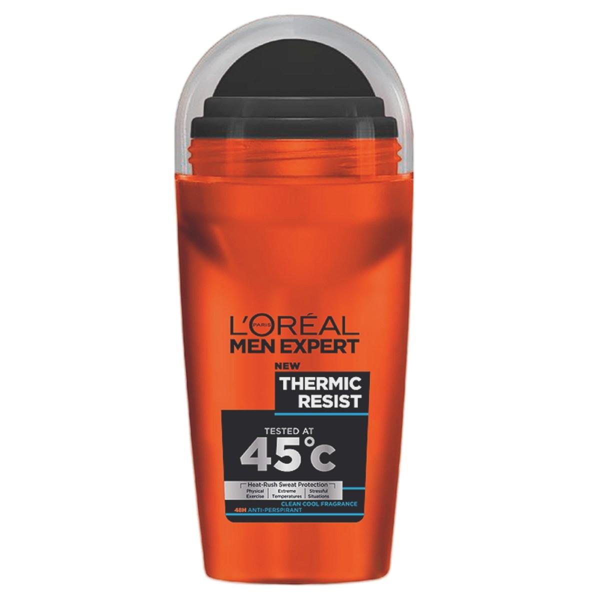 L'Oréal Paris Men Expert Thermic Resist 45°C Deodorant Roll-On