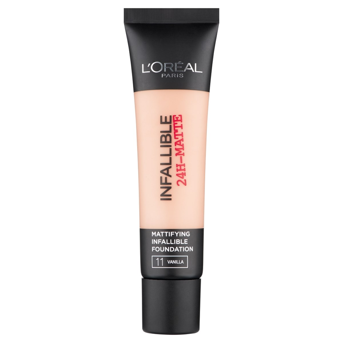 L'Oreal Paris Infallible 24H-Matte Foundation