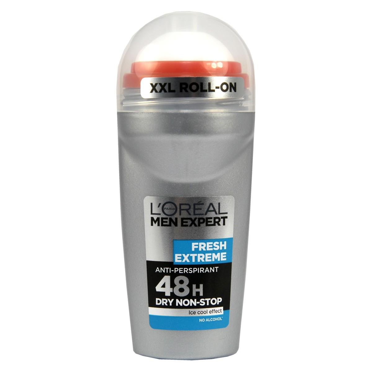 L'Oreal Paris Men Expert Fresh Extreme 48H Deodorant Roll-On