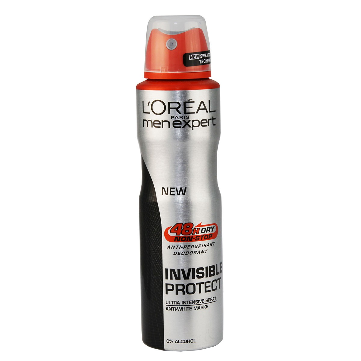 L'Oreal Paris Men Expert Zero Trace Deodorant ( Invisible Protect)