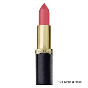 Cosmetics L'Oreal Paris Color Riche Matte Addiction Lipstick 633 Moka Chic