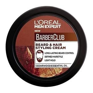 L'Oreal Paris Men Expert Barber Club Beard & Hair Styling Cream