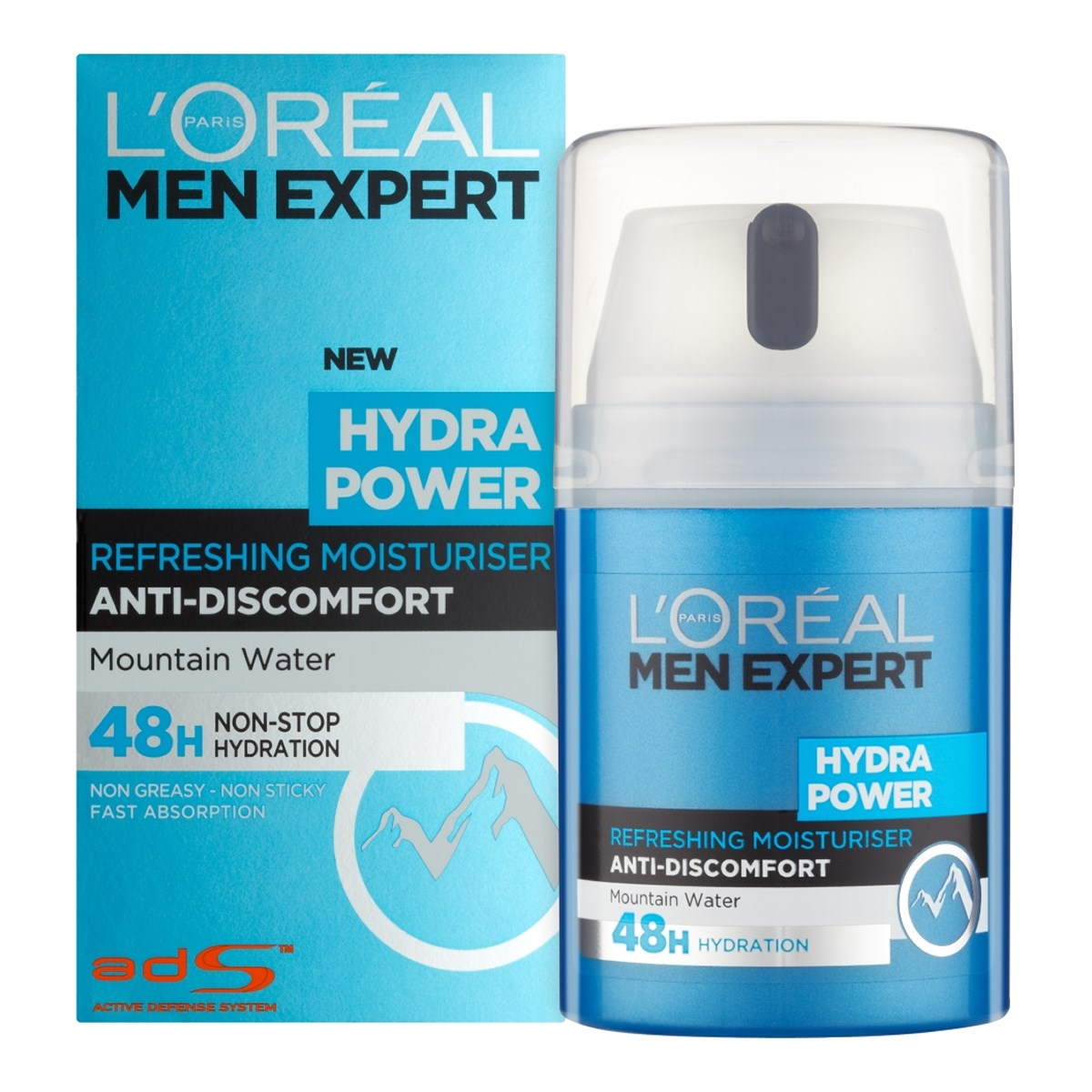 L'Oreal Paris Men Expert Hydra Power Refreshing Moisturiser