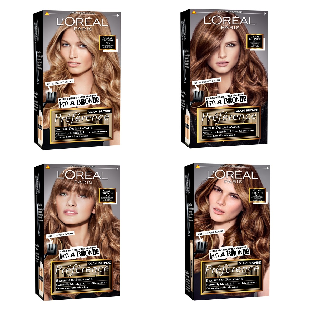 L'Oreal Paris Preference Blondes - I'M A BRONDE