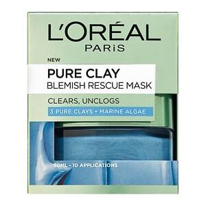 L'Oreal Paris Pure Clay Blemish Rescue Mask
