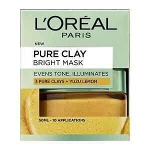 L'Oreal Paris Pure Clay Bright Mask