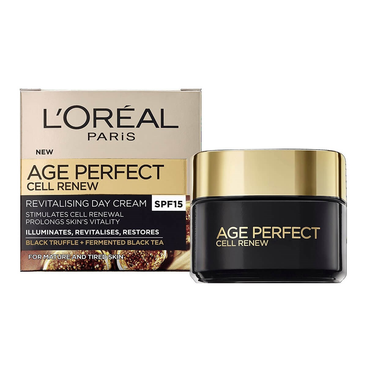 L'Oreal Paris Age Perfect Cell Renew Advanced Restoring Day Cream SPF 15